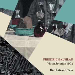 Friedrich Kuhlau Violin Sonater Vol 2